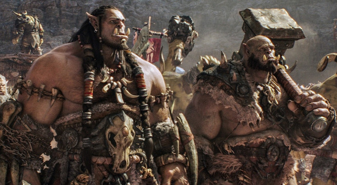 WOW Movie Orcs